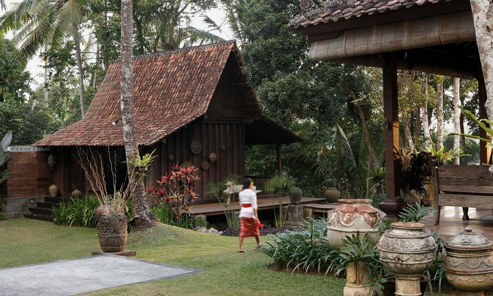 Outdoors at Villa Bodhi